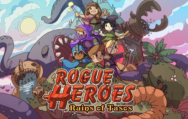 Rogue Heroes main image